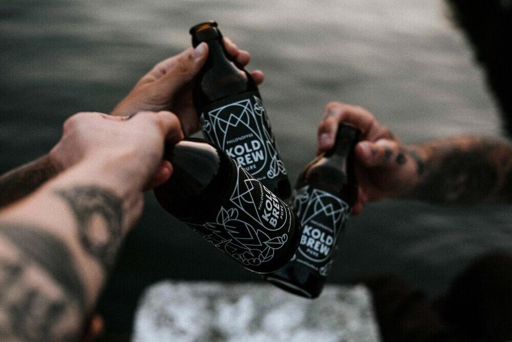 Philosoffee Nitro Cold Brew
