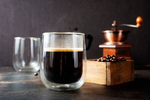 Americano - eine von vielen Kaffeespezialitäten