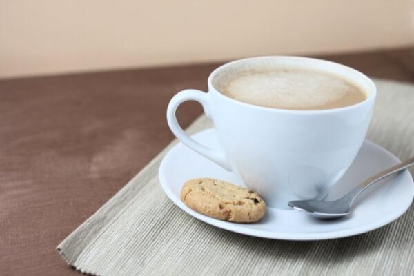 Milchkaffee/Café au Lait - eine der vielen Kaffeespezialitäten
