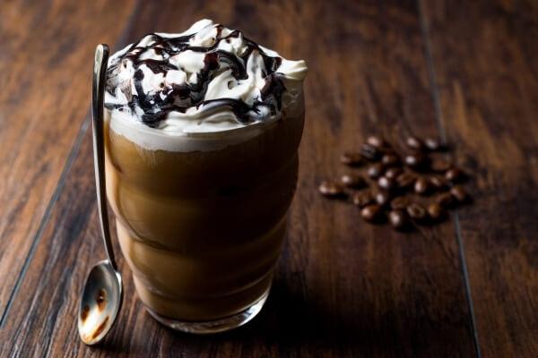 Frappuccino - eine von vielen Kaffeespezialitäten