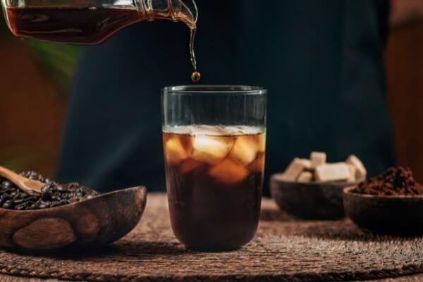 Ice Brew Coffee - eine von vielen Kaffeespezialitäten