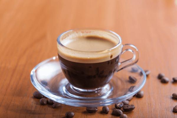 Kaffee Crema - eine der vielen Kaffeespezialitäten