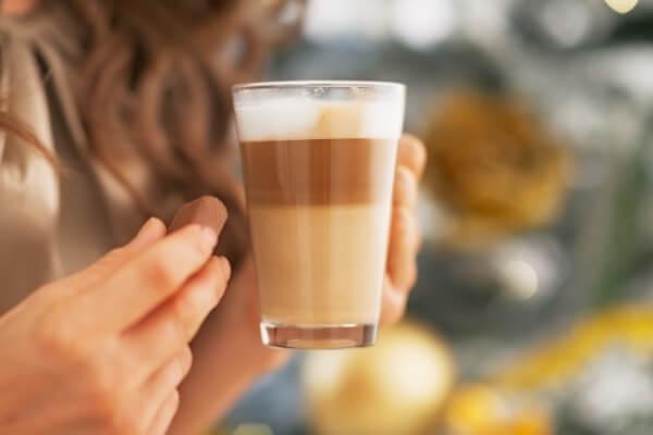 Latte Macchiato - eine von vielen Kaffeespezialitäten