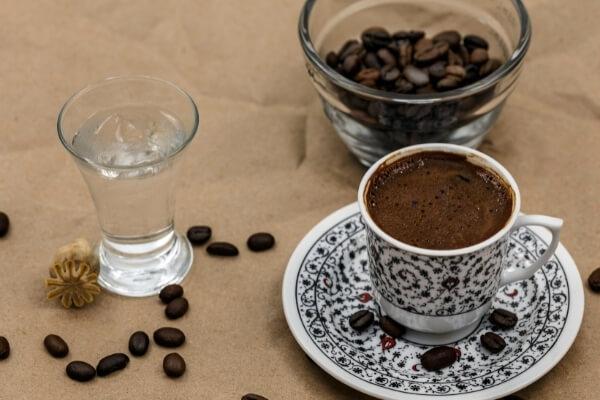 Türkischer Mokka - eine von vielen Kaffeespezialitäten
