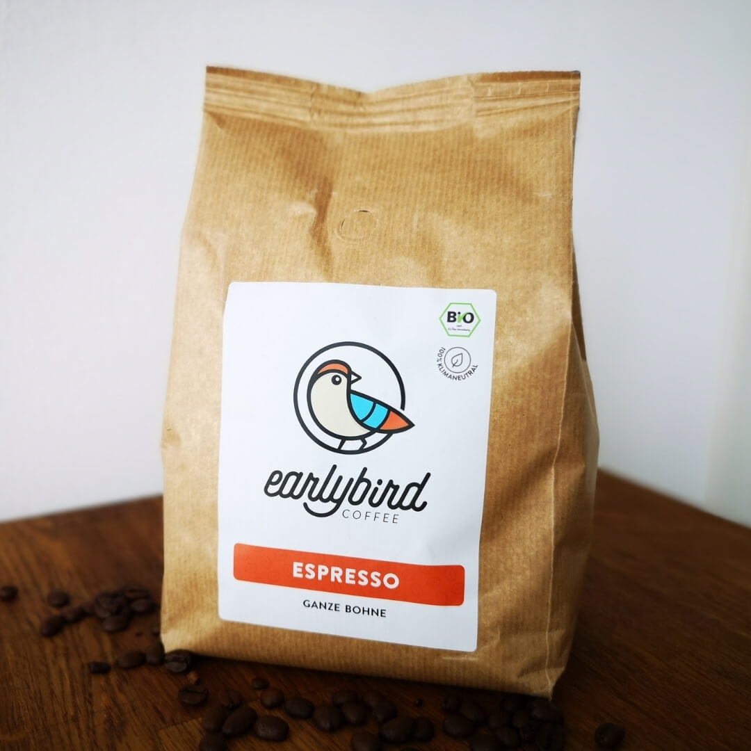Early Bird Espresso Packung