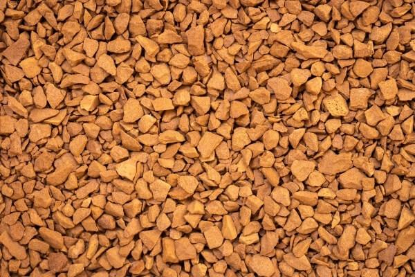 Instantkaffee in Form von Granulat